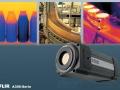 Stacionární termokamera, termovizní kamera, IR kamera, termokamera, FLIR